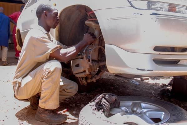 Makanika Dot Com: a one-stop car repair centre