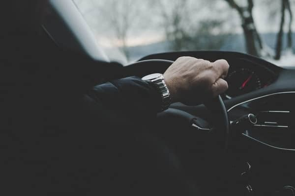The dangers of driving when tired